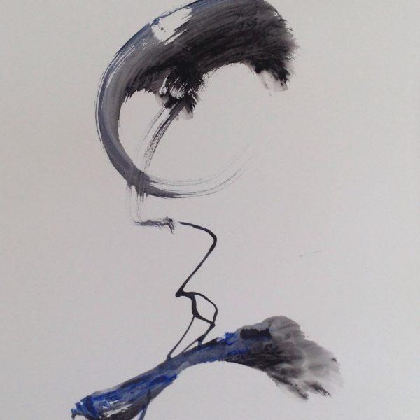 Calligraphic work